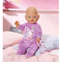 Baby Born Dupačky na spaní - Fialová 2