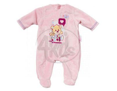 Baby Born Dupačky na spaní - Růžová