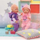 Baby Born Dvoudílná souprava - Fialová 4