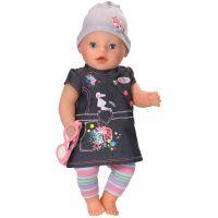 Zapf Creation Baby Born Džínová souprava - Džínové šaty 2
