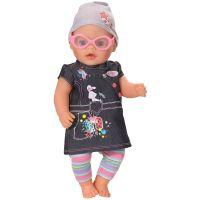 Zapf Creation Baby Born Džínová souprava - Džínové šaty 3
