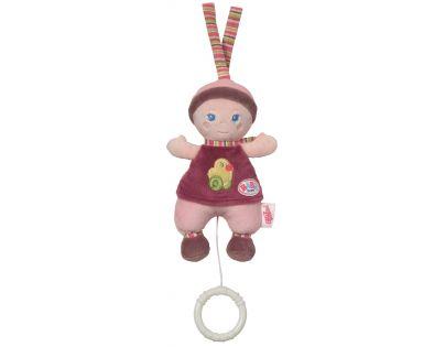 Zapf Creation Baby Born for babies Panenka s natahovacím hracím strojkem