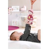 Zapf Creation Baby Born for babies Panenka s natahovacím hracím strojkem 3