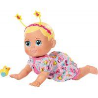 Baby Born Funny Faces lezoucí miminko - Poškozený obal