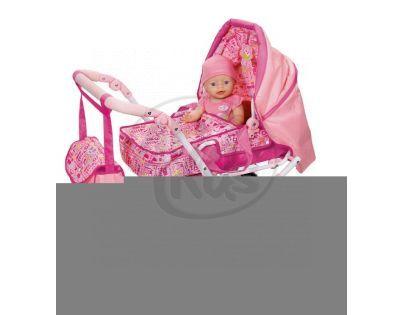 BABY born 819654 - BABY born® Hluboký kočárek