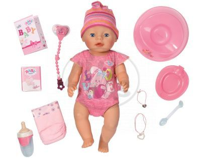 Baby Born Interaktivní panenka