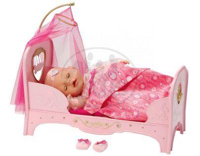 BABY born 819562 - Interaktivní postýlka pro princeznu BABY born®