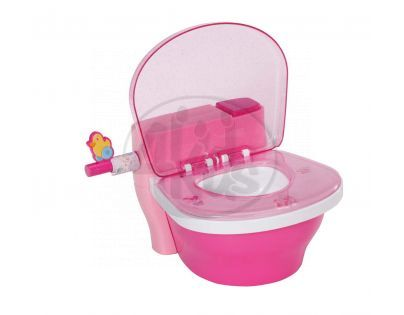 BABY born 819890 - BABY born® Interaktivní toaleta