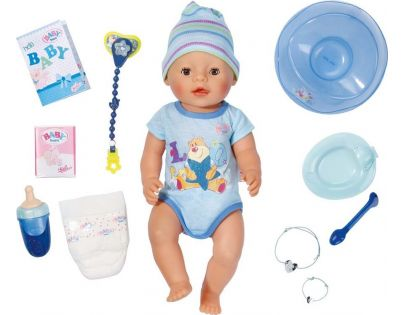 Zapf Creation Baby Born Interaktivni chlapec