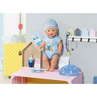 Zapf Creation Baby Born Interaktivni chlapec 2
