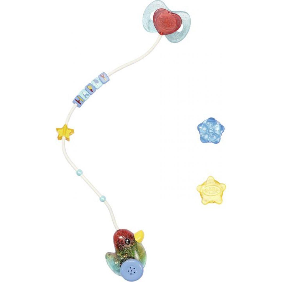 Baby Born Interaktívny čarovný cumlík Narodeninová edícia 43 cm
