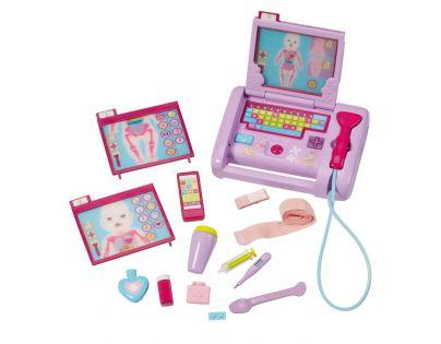 BABY born 819579 - BABY born® Interaktivní Lékařský scanner