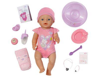 Baby Born Interaktivní panenka 43cm - II.jakost