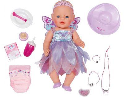 Interaktivní panenka BABY born z říše divů 43cm