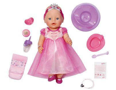 Baby Born Interaktivní Princezna 43cm - Poškozený obal