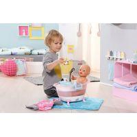 Zapf Creation Baby Born Interaktivní vana 822258 4