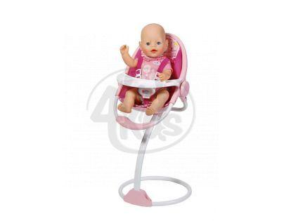 BABY born 819555 - BABY born® Jídelní židlička