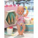 Baby Born Jednodílné plavky - S brýlemi 3