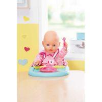 Zapf Creation Baby born Jídelní sedačka s uchycením na stůl 3