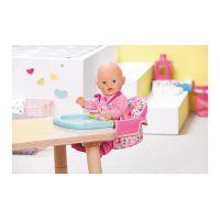 Zapf Creation Baby born Jídelní sedačka s uchycením na stůl 4