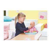 Zapf Creation Baby born Jídelní sedačka s uchycením na stůl 5