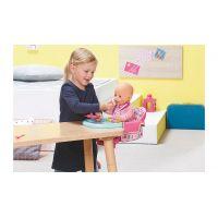 Zapf Creation Baby born Jídelní sedačka s uchycením na stůl 6