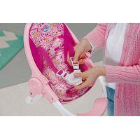 BABY born 819555 - BABY born® Jídelní židlička 3