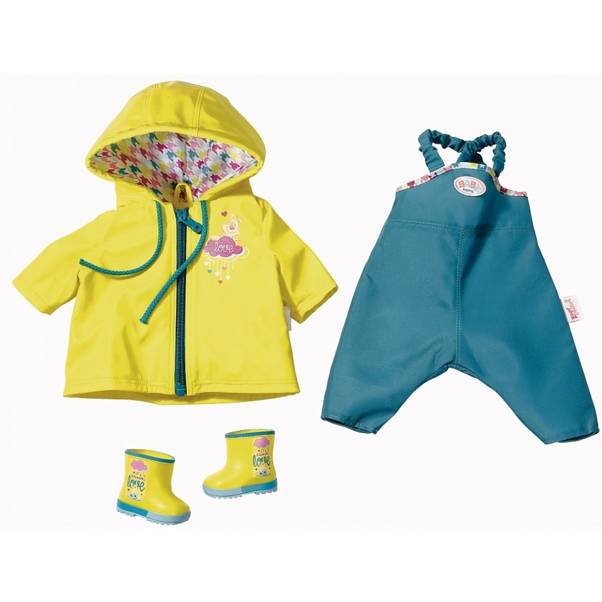 Zapf Creation Baby Born Narozeninová souprava do deště