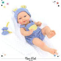 Nines Baby Born Lana set kluk