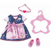 Baby Born Oblečení Dívčí kroj pro panenkud