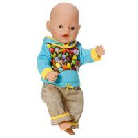 Baby Born Oblečení pro chlapečka - Lentilky 2