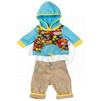 Baby Born Oblečení pro chlapečka - Lentilky