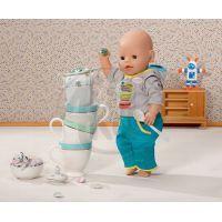Baby Born Oblečení pro chlapečka 821411 - Hamburgery 3