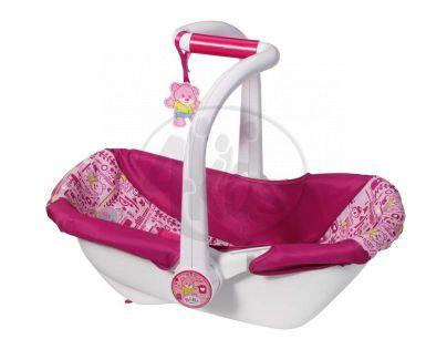 BABY born 819586 - BABY born® Přenosná sedačka