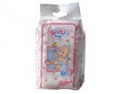 Baby Born Plenky 5 ks