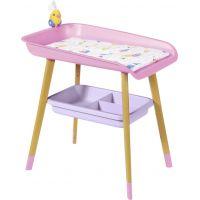 Baby Born Prebaľovací stôl
