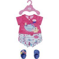 Baby Born Pyžamko a papučky 43 cm