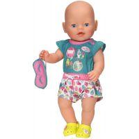 Baby Born Pyžamo a bačkůrky - Poškozený obal 2