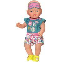 Baby Born Pyžamo a bačkůrky - Poškozený obal 3