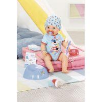 Baby Born s čarovným cumlíkom Chlapček 43 cm 3