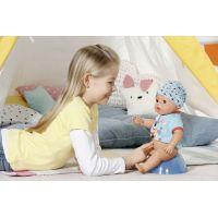 Baby Born s čarovným cumlíkom Chlapček 43 cm 5