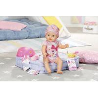 Baby Born s kouzelným dudlíkem holčička 43 cm 3