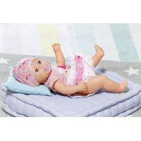 Baby Born s čarovným cumlíkom dievčatko 43 cm 6