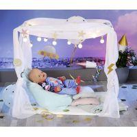Baby Born Sametový overal Narozeninová edice 43 cm Modrý 6