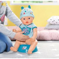 Zapf Creation Baby Born Soft Touch chlapeček 43 cm 3
