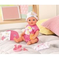 Zapf Creation BABY born Soft Touch Little holčička 36 cm 2