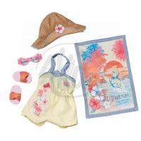 Baby Born Souprava plážového oblečení - Žlutá