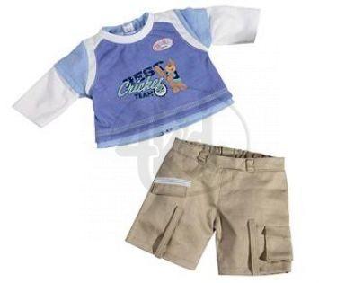 BABY born 807408 - Základní souprava pro BABY born chlapečka