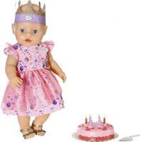 Baby Born Souprava s dortem Deluxe Narozeninová edice 43 cm 2