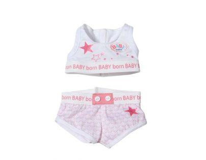 Baby Born Spodní prádlo - Bolerko bílé